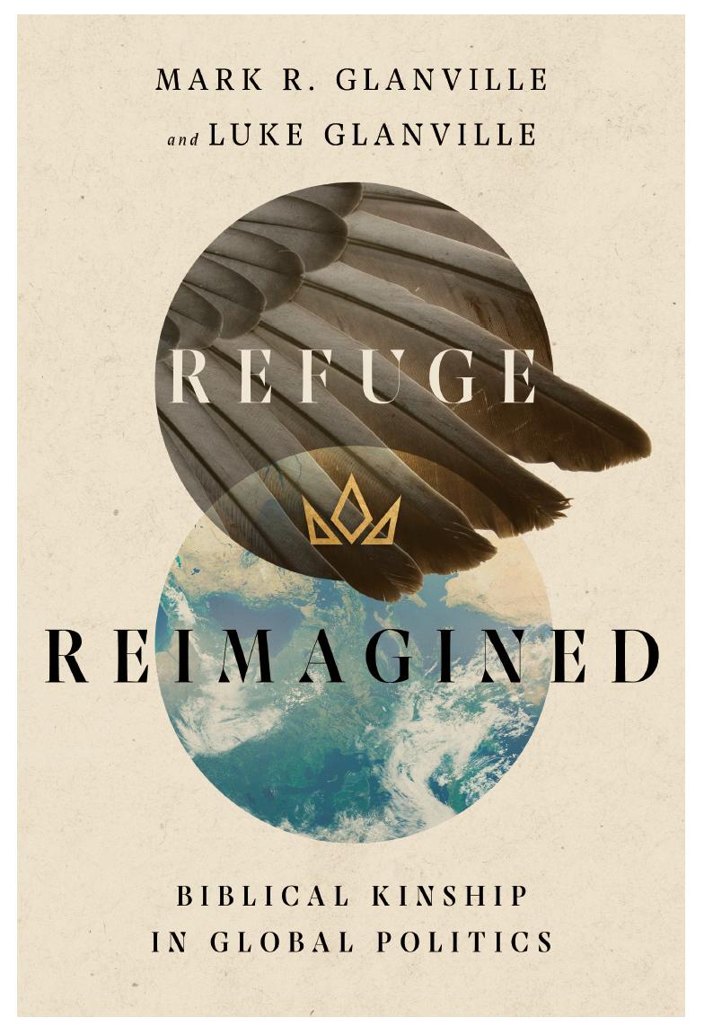 Cover, Refuge Reimagined